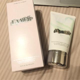 ドゥラメール(DE LA MER)の 値下げ 新品未使用 ドゥ・ラ・メール 洗顔料 クレンジング フォーム  (洗顔料)