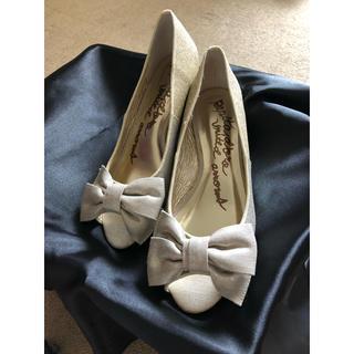 ユナイテッドアローズ(UNITED ARROWS)のpepita d'oroの靴(ハイヒール/パンプス)