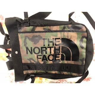 ザノースフェイス(THE NORTH FACE)の美品&人気の迷彩:The North faceヒューズボックス3wayトート(トートバッグ)