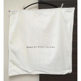 マークバイマークジェイコブス(MARC BY MARC JACOBS)のBIGサイズ!⭐️マークジェイコブス 巾着型 保存袋(ショップ袋)