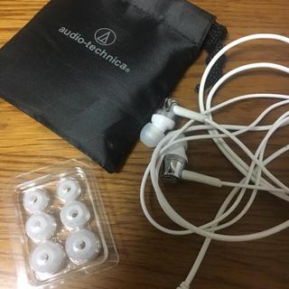 オーディオテクニカ(audio-technica)のATH-CKR30 SV(ヘッドフォン/イヤフォン)