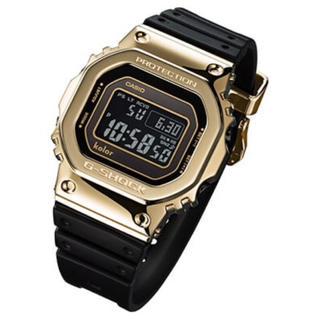 ジーショック(G-SHOCK)のG-SHOCK kolor 世界限定700本 GMW-B5000 KL 店舗限定(腕時計(デジタル))