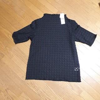 ジーユー(GU)の新品 GUレーストップス(カットソー(半袖/袖なし))