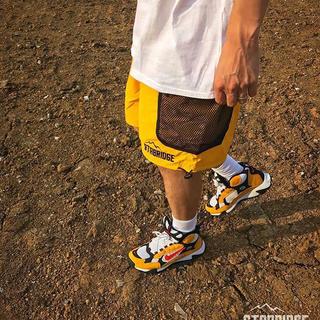 ザノースフェイス(THE NORTH FACE)の黄色M the apartment STABRIDGE shorts(ショートパンツ)