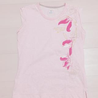 ナイキ(NIKE)のほぼ新品●NIKE ノースリーブTシャツ(Tシャツ(半袖/袖なし))