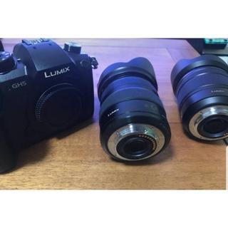 LUMIXカメラレンズ(デジタル一眼)
