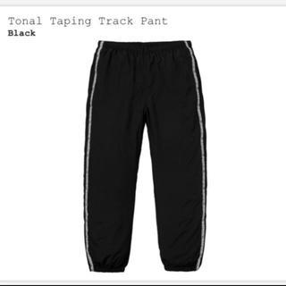 シュプリーム(Supreme)のsupreme tonal taping track pant S 黒 (その他)