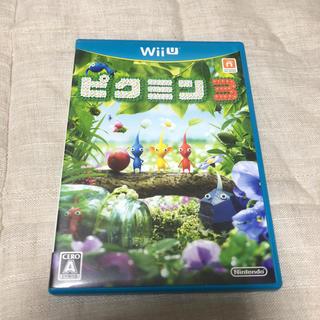 Wii U - ピクミン3 wii U ソフト
