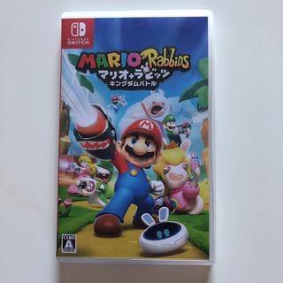 Nintendo Switch - マリオラビッツキングダムバトル