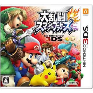ニンテンドー3DS(ニンテンドー3DS)の3ds 大乱闘 (携帯用ゲームソフト)