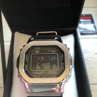 ジーショック(G-SHOCK)のG-SHOCK GMW-B5000-1JF(腕時計(デジタル))