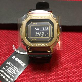 ジーショック(G-SHOCK)の世界限定700本 Kolor × G-SHOCK GMW-B5000KL(腕時計(デジタル))