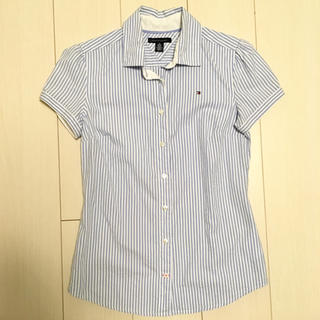 トミーヒルフィガー(TOMMY HILFIGER)のTOMY 半袖シャツ(シャツ/ブラウス(半袖/袖なし))