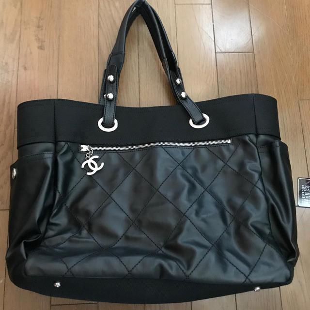 44d1b0e5734b CHANEL(シャネル)の正規品 CHANEL シャネル ショルダーバック ハンドバッグ 黒 レディースのバッグ
