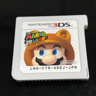 ニンテンドー3DS(ニンテンドー3DS)のスーパーマリオ3DSランド(携帯用ゲームソフト)