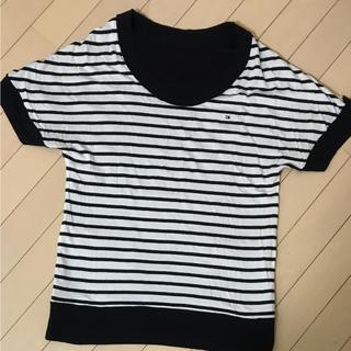 トミーヒルフィガー(TOMMY HILFIGER)のトミーヒルフィガーのリバーシブルTシャツ(Tシャツ(半袖/袖なし))