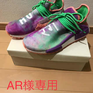 アディダス(adidas)の26.5cm adidas PW HU HOLI NMD MC(スニーカー)