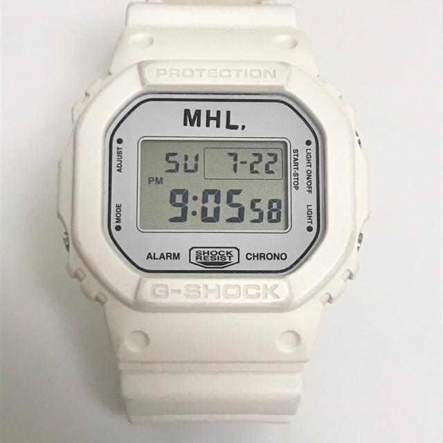 buy popular d2d25 8c4f6 MHL☆G-SHOCK   フリマアプリ ラクマ