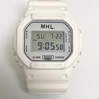 マーガレットハウエル(MARGARET HOWELL)のMHL☆G-SHOCK(腕時計(デジタル))