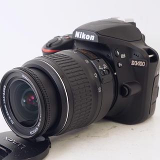 ニコン(Nikon)の★スマホに転送出来る★Nikon D3400レンズキット★(デジタル一眼)