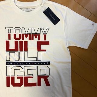 トミーヒルフィガー(TOMMY HILFIGER)のTOMMY HILFIGERのTシャツ(Tシャツ(半袖/袖なし))