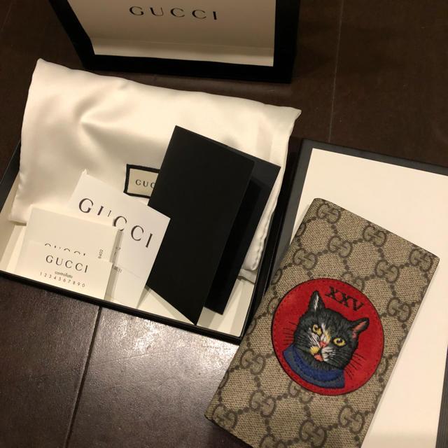 iphone6 シャネル ケース 積み木 | Gucci - 新品 グッチ iPhoneケース 猫 GUCCI 今季の通販 by みるきぃ50's shop|グッチならラクマ
