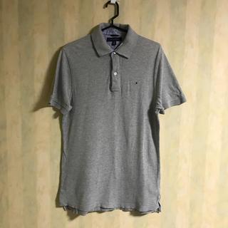 トミーヒルフィガー(TOMMY HILFIGER)のtommy  hilfiger トミーヒルフィガー ロゴ ポロシャツ(ポロシャツ)