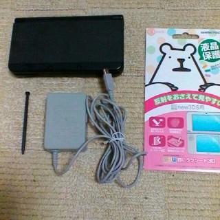 ニンテンドー3DS(ニンテンドー3DS)のnew3ds(携帯用ゲーム本体)