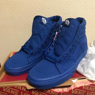 ヴァンズ(VANS)のVANS SK8-HI true blue(スニーカー)