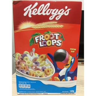 【海外限定】フルーツループ Froot Loops(米/穀物)