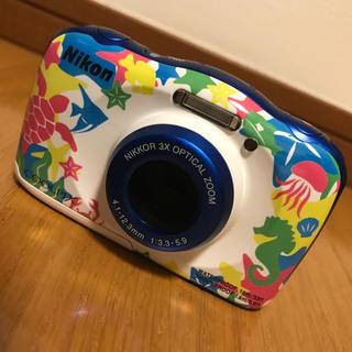 ニコン(Nikon)の防水 デジカメ(コンパクトデジタルカメラ)