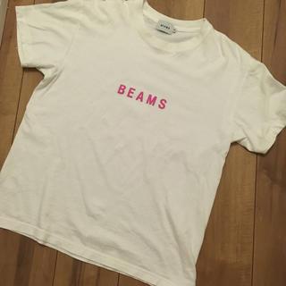 ビームス(BEAMS)のBEAMS ロゴTシャツ(Tシャツ/カットソー(半袖/袖なし))