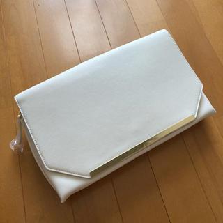 【新品未使用】クラッチバッグ【2way】(クラッチバッグ)