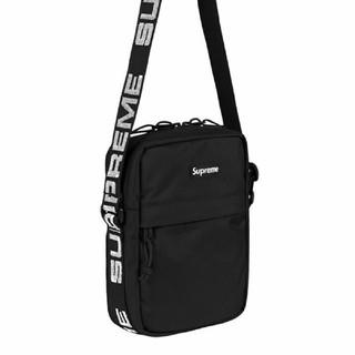 シュプリーム(Supreme)のSupreme 18SS Shoulder Bag 黒 (ショルダーバッグ)