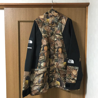 シュプリーム(Supreme)のsupreme Mountain Light Jacket Leaves (マウンテンパーカー)