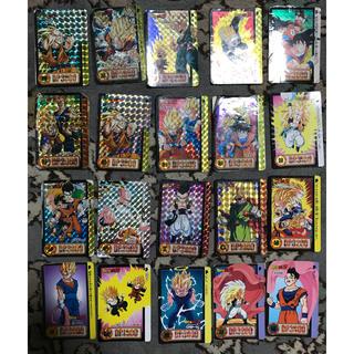 ドラゴンボール(ドラゴンボール)のドラゴンボール カードダス 初期 まとめ売り(カード)
