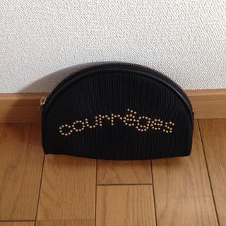 クレージュ(Courreges)のクレージュポーチ(クラッチバッグ)