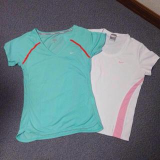 ナイキ(NIKE)のNIKE  Tシャツ2枚セット(Tシャツ(半袖/袖なし))