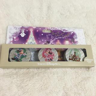 ディズニー(Disney)の2017ディズニークリスマス保湿クリームセット(キャラクターグッズ)