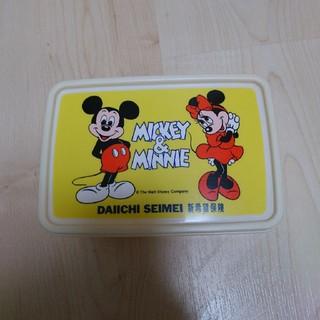 ディズニー(Disney)のミッキーとミニーのタッパー(容器)