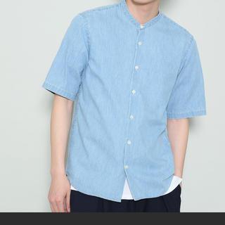 ジュンレッド(JUNRED)のバンドカラーシャツ(シャツ)