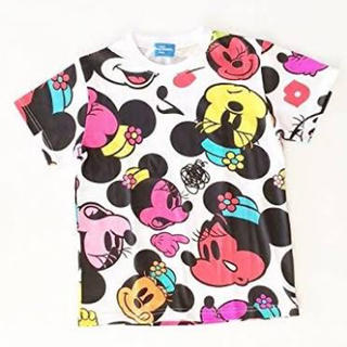 ディズニー(Disney)のミニー Tシャツ(Tシャツ(半袖/袖なし))