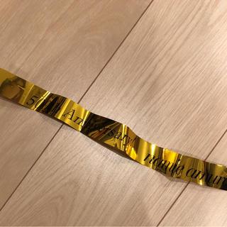 安室奈美恵 500th anniversary 銀テープ(ミュージシャン)