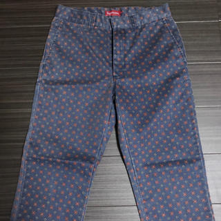 シュプリーム(Supreme)のSupreme Foulard Work Pant サイズ30(ワークパンツ/カーゴパンツ)