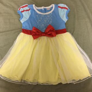 ディズニー(Disney)の白雪姫ワンピース♡100cm(ワンピース)