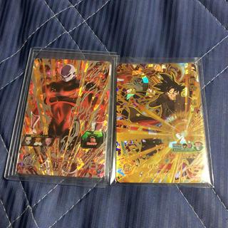 ドラゴンボール(ドラゴンボール)のドラゴンボールヒーローズ ジレンSEC おまけUR 美品!(カード)