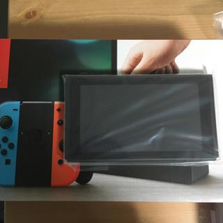 Nintendo Switch - 新品 未使用 Nintendo switch 本体のみ 保証あり
