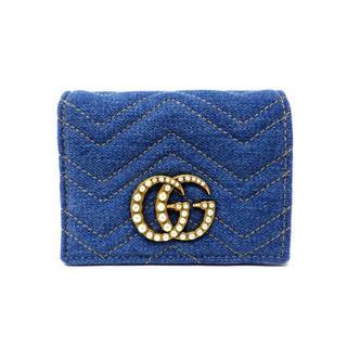 50d0b7576002 グッチ デニム 財布(レディース)の通販 55点 | Gucciのレディースを買う ...