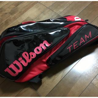 ウィルソン(wilson)の ウィルソン Wilson テニスバッグ(バッグ)