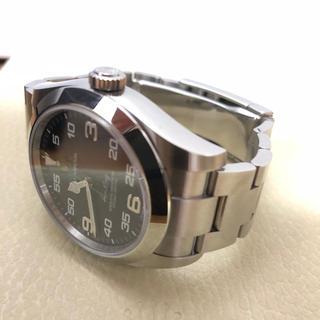 ロレックス(ROLEX)のロレックス AirKing ゆうちゃん様専用(腕時計(アナログ))